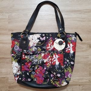 Sakroots Purse Handbag Shoulder Bag Tote Floral